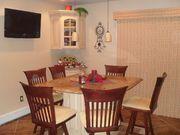 Adding corner cabinets & TV